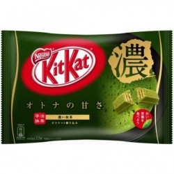 Kit Kat Mini Otona no Amasa Koi Matcha japan plush