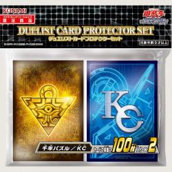 Card Sleeves Millennium Puzzle KC Yu-Gi-Oh!