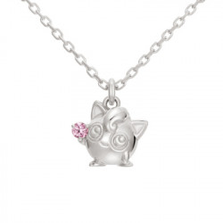 Necklace Jigglypuff Silver Pokémon U Treasure