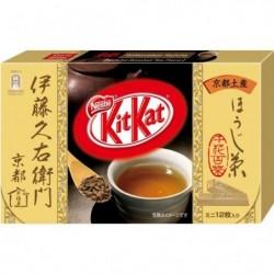 Kit Kat Mini Houji Itoukyuemon Tea japan plush