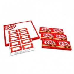 Kit Kat & Greeting Card japan plush