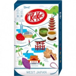 Kit Kat Mini West Japan Box japan plush