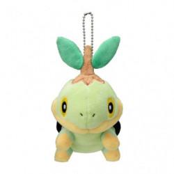 Plush Keychain Turtwig Pokémon