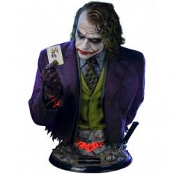 Bust Statue The Joker Dark Knight Life Size Bust