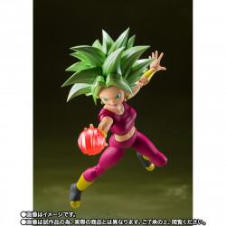 Figurine Kefla Super Saiyan Dragon Ball Super S.H.Figuarts