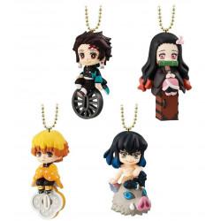 Keychains Set 01 Kimetsu No Yaiba Twinkle Dolly