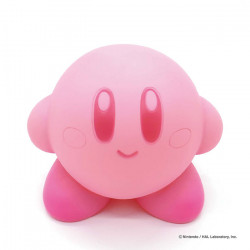Figure Pink Puffy Hero Vol.01 Kirby Art Soft Vinyl Collection