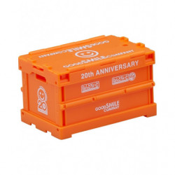 Nendoroid More Anniversary Container Orange