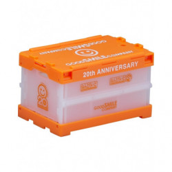 Nendoroid More Anniversary Container Clear
