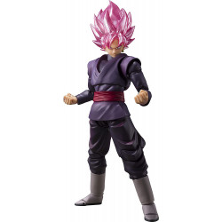 Figurine Goku Black Super Saiyan Rose Dragon Ball Super S.H.Figuarts