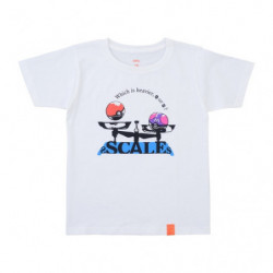 T Shirt SCALES White M Pokémon and Tools
