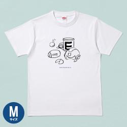 T Shirt Line Art M Mega Man TGS 2021