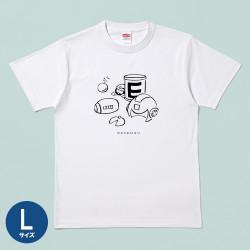 T Shirt Line Art L Mega Man TGS 2021
