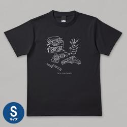 T Shirt Line Art S Resident Evil TGS 2021
