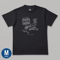 T Shirt Line Art M Biohazard Resident Evil TGS 2021