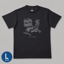 T Shirt Line Art L Biohazard Resident Evil TGS 2021