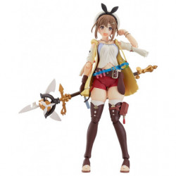 figma Reisalin Stout Atelier Ryza Ever Darkness and the Secret Hideout