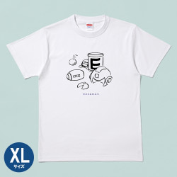T Shirt Line Art XL Mega Man TGS 2021