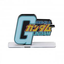 Acrylic Logo Display Big Size EX Mobile Suit Gundam