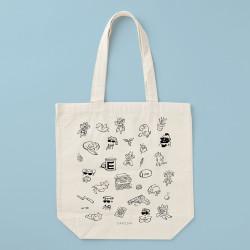 Tote Bag Line Art Capcom TGS 2021