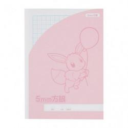 Notebook Eevee Pokémon Fuusen To Issho