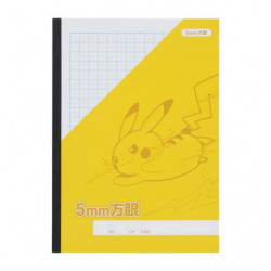 Cahier Pikachu Pokémon Battle Start
