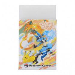 Matomarukun Eraser Pokémon Battle Start