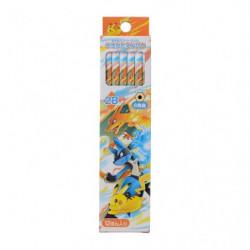 Crayons 2B Set Pokémon Battle Start