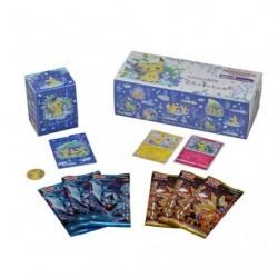 Pokemon Card Special Box Mimikyu japan plush
