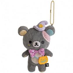 Plush Keychain B Rilakkuma Halloween 2021 Limited Edition