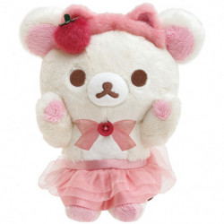 Plush B Rilakkuma Korilakkuma To Strawberry Cat