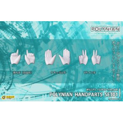 Accessory Hand Parts Set 01 Polynian