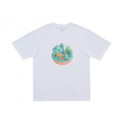 T Shirt Cache Cache en Forêt par Mimom XL Pokémon