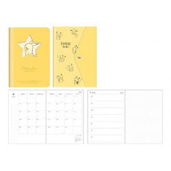 Schedule Book 2022 Pikachu Weekly B6 Pokémon