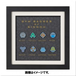 PRE ORDER Gym Badge of Sinnoh japan plush