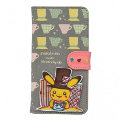 Smartphone Cover Tea Party Pokemon meets Karel Capek japan plush