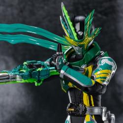 Figurine Kenzan Sarutobi Ninjaden Kamen Rider