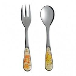 Spoon & Fork Pokemon meets Karel Capek japan plush