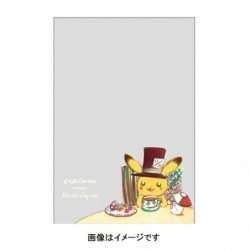 Mini Sachet Cadeau Tea Party Pokemon meets Karel Capek japan plush