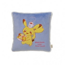 Cushion Pikachu Pokemon meets Karel Capek japan plush