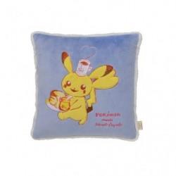 Cushion Pikachu Pokemon meets Karel Capek japan plush