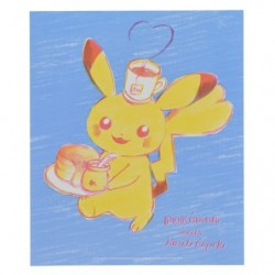 Art Poster Pikachu Pokemon meets Karel Capek japan plush