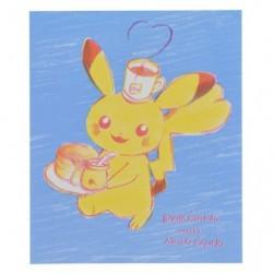 Art Poster Pikachu Pokemon meets Karel Capek japan plush