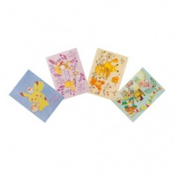 Pochettes Transparente Pokemon meets Karel Capek japan plush