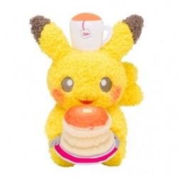 Plush Pikachu Pancake Pokemon meets Karel Capek japan plush