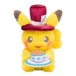 Peluche Pikachu Teapot Pokemon meets Karel Capek japan plush