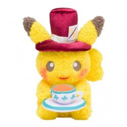 Plush Pikachu Teapot Pokemon meets Karel Capek japan plush