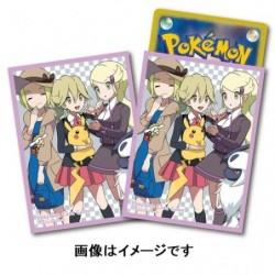 Card Sleeves KALOS GIRLS japan plush