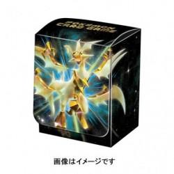 Deck Box Ultra Necrozma japan plush