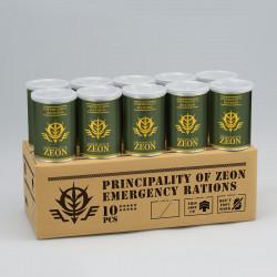 Emergency Rations Principality of Zeon Mobile Suit Gundam